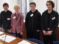 Parliamentary Debating team